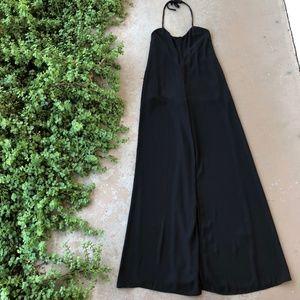 Show Me Your MuMu Black Royal Wide Leg Jumpsuit